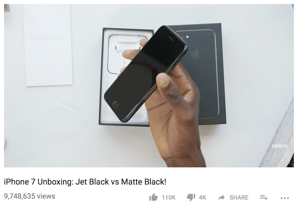 MKBHD video blogging