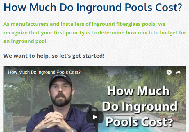 river pools and spa answers customer questions