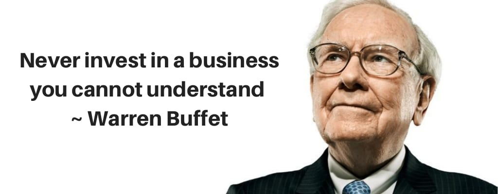 Buffet on investment