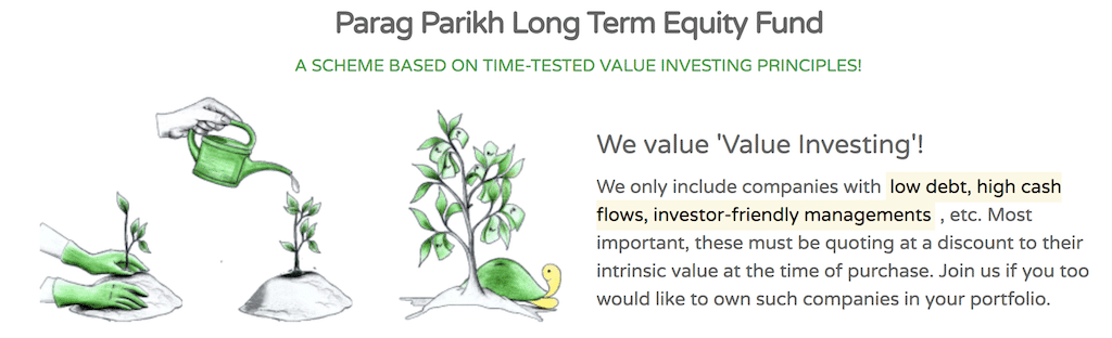 PPFAS value investing