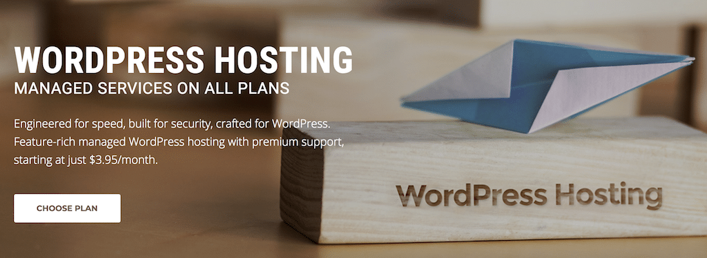 siteground hosting for wordpress website