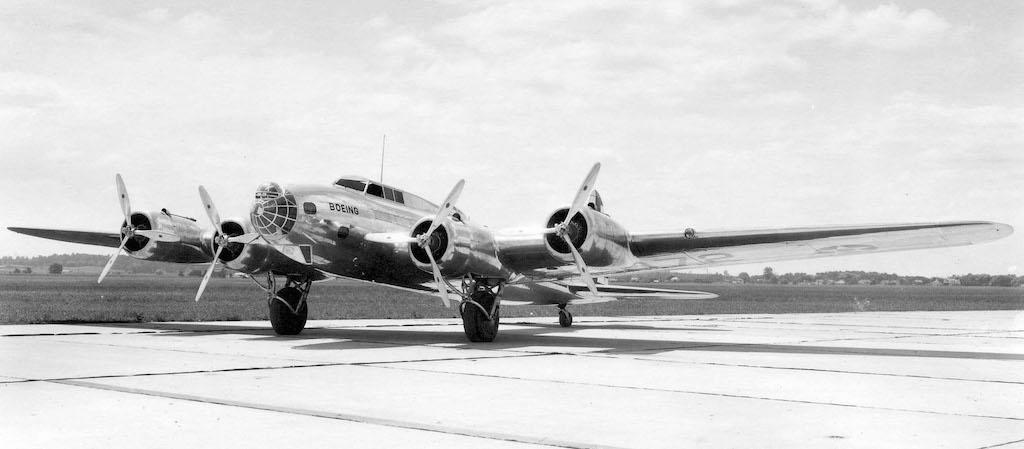 Boeing model 299