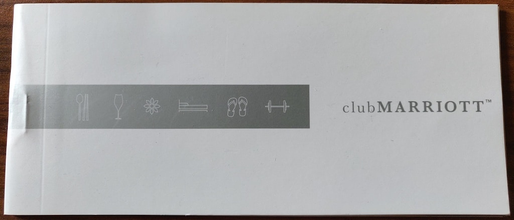 Club marriott coupons