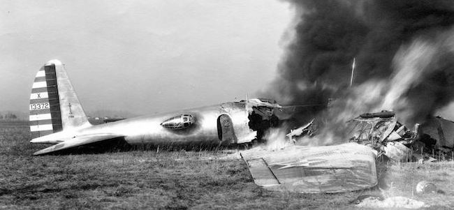 Model 299 crashed which led to creation of the checklist