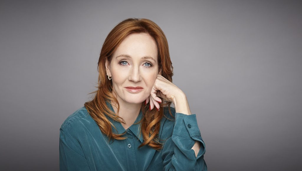 J K Rowling one of the richest authors