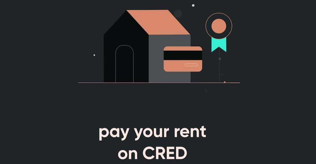 CRED Rent Pay option