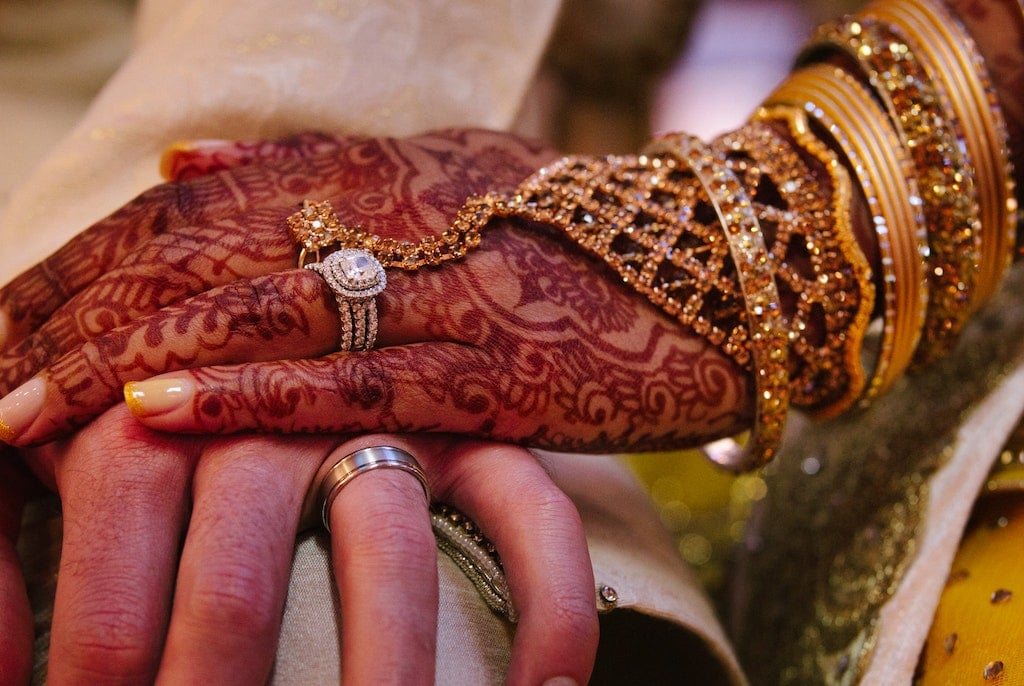 marriage gift India